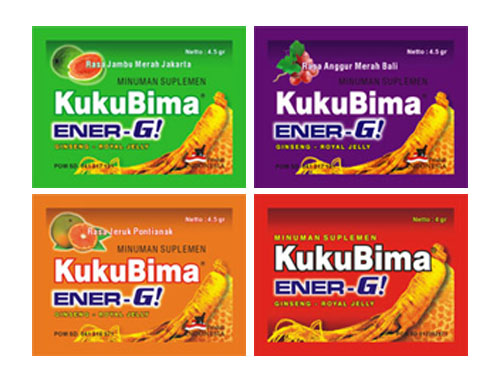 Marketing Mix Studi Pada Kuku Bima Ener G Moko Apt