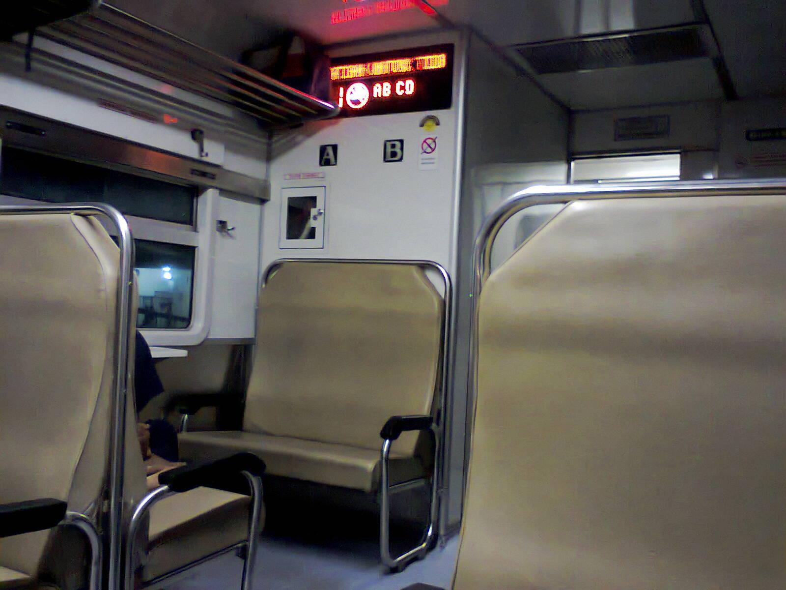 Harga Tiket Kereta Api Ekonomi Jakarta Ke Jogja