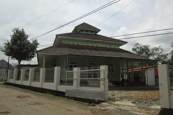 masjid griya satria mandalatama