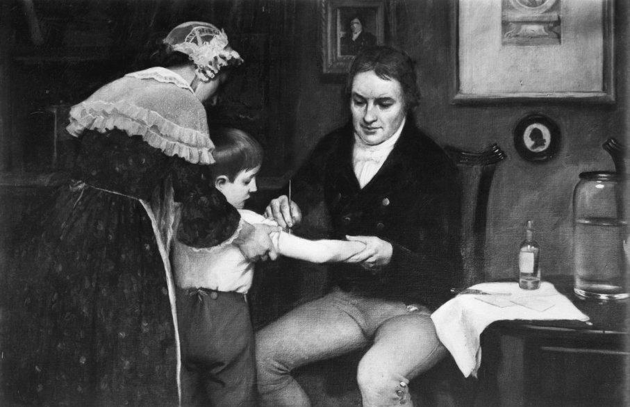 Sejarah vaksinasi