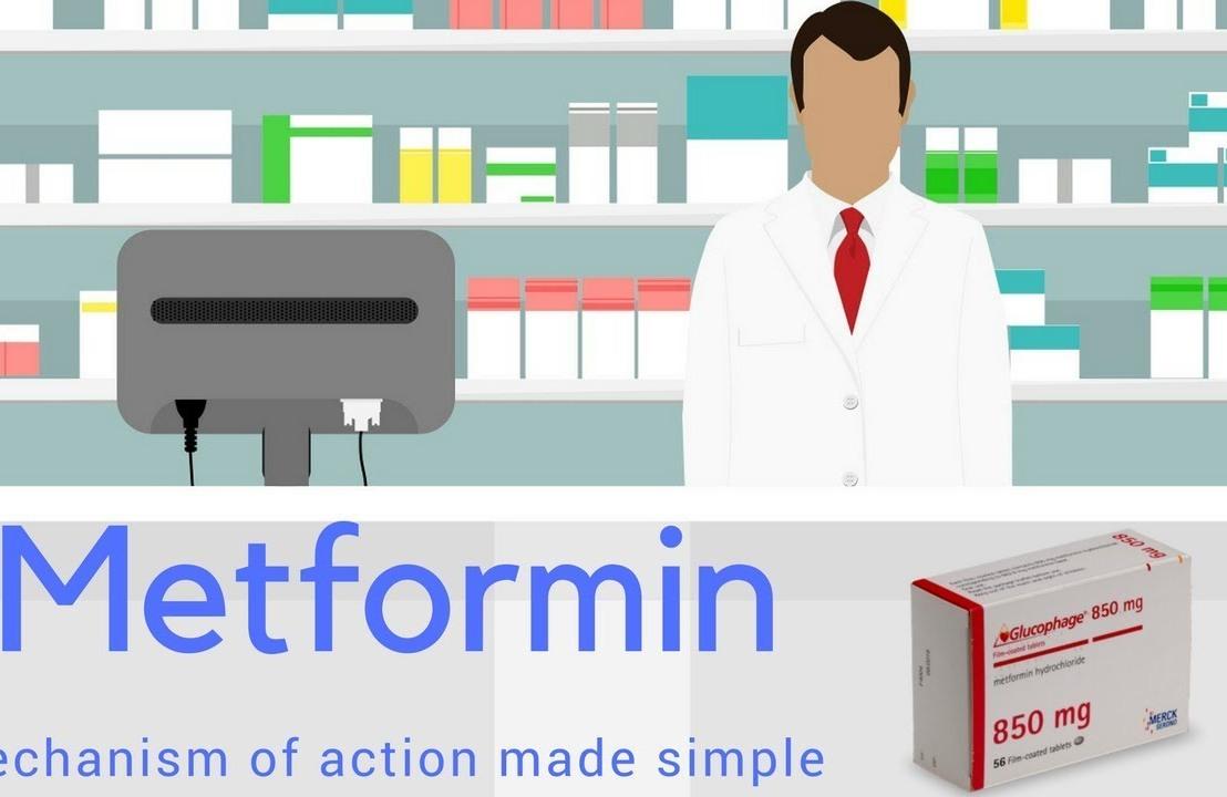 Mekanisme aksi molekulermetformin